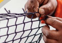 La campaña de Badinotti que reunió reflexiones de la industria acuícola