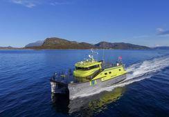 Maritime Partner leverer Norges største ambulansebåt