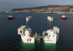 Boa Barges til Green Yard Kleven