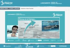 Pincoy lanza Manual de Buenas Prácticas con principales avances en producción