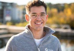 26-åring blir leiar for Salmon Eye