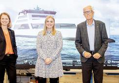 Får 80 mill av EU til norsk hydrogenskip