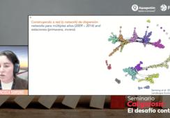 Nuevo modelo muestra importancia de las conexiones para control del piojo de mar
