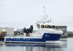 Ukens skipsbesøk M/S «Helnessund»
