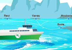 De nye Lofotferjene skal gjøre Norge grønnere