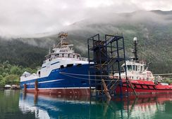 Proveedor de sistemas de propulsión más ecológicos para wellboats aumenta interés en Chile