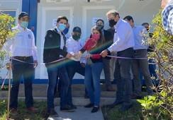 Skretting habilita nueva área de descanso para conductores en planta de Pargua