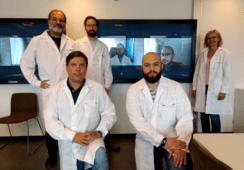 Tidlig og automatisk avdekking av sykdom hos fisk vant gull
