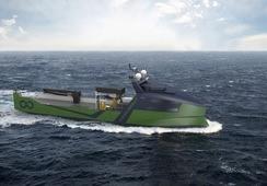 Vard sikrer kontrakt på 8  autonome skip