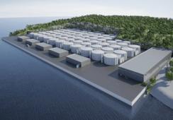 Blir et av Europas største landbaserte anlegg - slik skal de redusere driftskostnaden