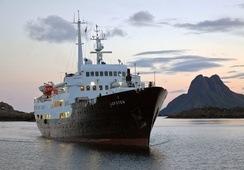 MS «Lofoten» blir skoleskip