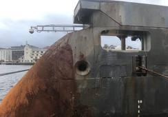 Vil innføre vrakpant på offshoreskip