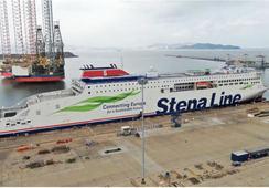 Ny ferge klar for Stena Line