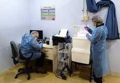 Australis y salud municipal de Calbuco realizan operativos de detección de covid-19