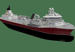 Norsk Fisketransport AS skal levere 6.000-kubikker til Cermaq