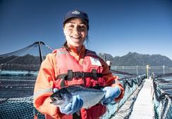 BioMar crea nueva área para apoyar en salud de salmones
