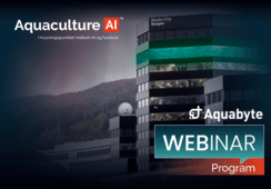 Aquaculture AI – Automatisk lusetelling live fra GreenFloor