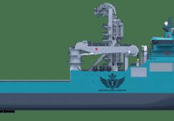 Kongsberg får oppdrag til nyskapende skotsk fartøy