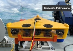 Llega a Chile revolucionario y potente ROV de limpieza e inspección de redes