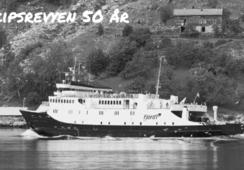 MRF har overtatt sitt nye flaggskip - B/F «Hjørungavåg»