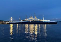 Ukens Skipsbesøk: «Bastø Electric»