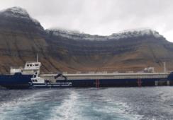 Salmonicultor instala cable marítimo de 5,6 kilómetros para llevar energía a centro
