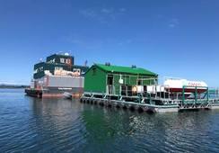 Entregan cinco sistemas de generación eléctrica que sustituyen diésel en pontones