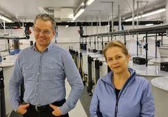 NMBU lanserer master i RAS og landbasert oppdrett