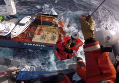 Drifting Moen Marin vessels are worth £12.9m
