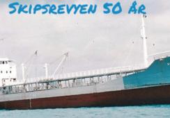 M/T «Bruce Ingrid» - det 2. spesialtankskipet fra Kleven Mek. Verksted A.S
