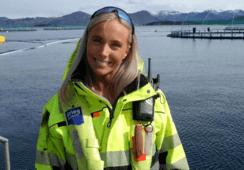 Ex-fish farm trainee to head Sensor Globe hub
