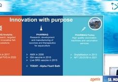 Pharmaq lanza oficialmente antiparasitario Alpha Flux Bath en Chile