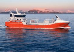 Brønnbåt Nord har bestilt ny batteri-hybrid brønnbåt