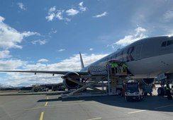 - Den nye flyfraktkapasiteten fra Bodø har blitt godt tatt imot i markedet