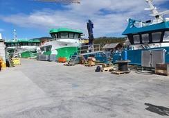 Rekordmange båter under bygging ved Sletta Verft