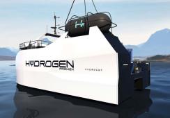 Constructor de barcos considera el hidrógeno como combustible del futuro