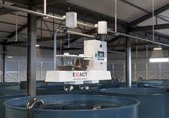 Vard relanza sistema de alimentación autónomo Exact Feeding Robot
