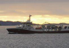 «Kristiansund» overlevert til FRØY