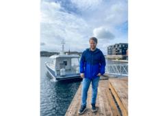 Martin Hellesø er ny i SalmoNor