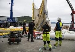 Mørenot leverer nytt oppsamlingssystem som skal brukes i verdens største havopprydning