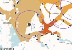 Mistanke om ILA to steder i nord