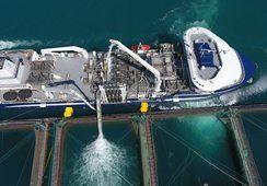 Equipan wellboat con sistema contra piojos de salmón más grande del mundo