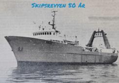 Ny hekktråler til Sør-Troms Fiskeriselskap A.S
