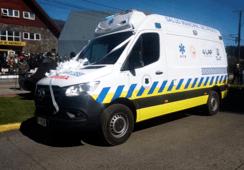 Campaña salmonicultora dona ambulancia a comuna de Melipeuco