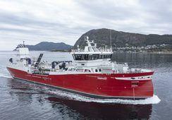 Ny brønnbåt klar for aksjon