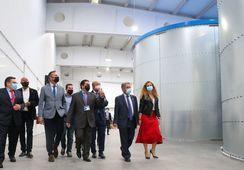 Spanish RAS salmon plant inaugurated