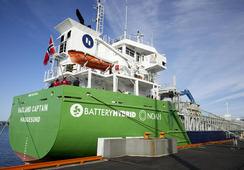 Ukens skipsbesøk: «Hagland Captain»
