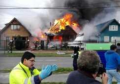 Autoridad responde por lenta indagatoria en fatal caída de avioneta en Puerto Montt
