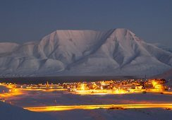 Fullskalaøvelsen på Svalbard i gang