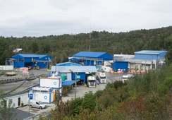 Inauguran nueva planta de procesamiento primario de salmón en Puerto Montt